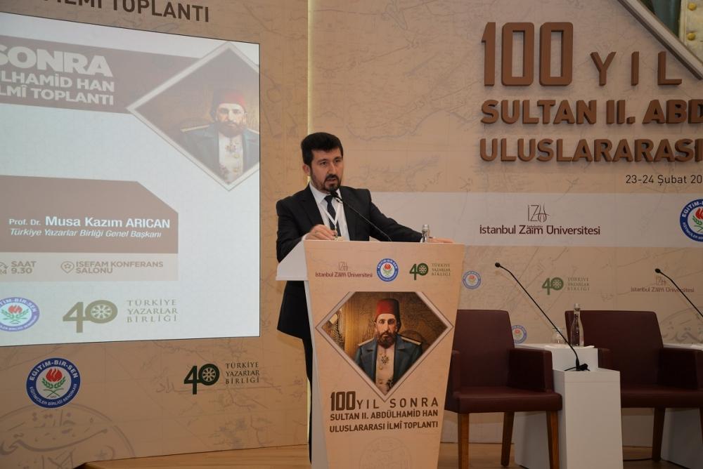 100 Yıl Sonra 2. Abdülhamid Han Uluslararası İlmi Toplantısı galerisi resim 1