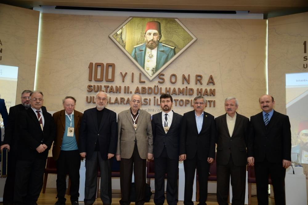 100 Yıl Sonra 2. Abdülhamid Han Uluslararası İlmi Toplantısı galerisi resim 11