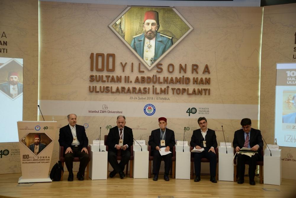100 Yıl Sonra 2. Abdülhamid Han Uluslararası İlmi Toplantısı galerisi resim 12