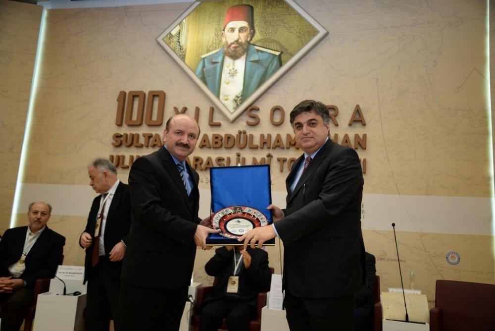 100 Yıl Sonra 2. Abdülhamid Han Uluslararası İlmi Toplantısı galerisi resim 13