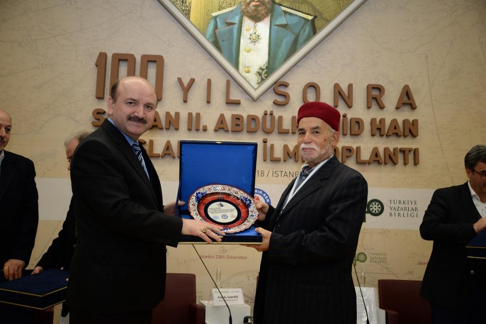 100 Yıl Sonra 2. Abdülhamid Han Uluslararası İlmi Toplantısı galerisi resim 16