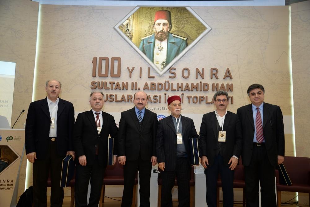 100 Yıl Sonra 2. Abdülhamid Han Uluslararası İlmi Toplantısı galerisi resim 17