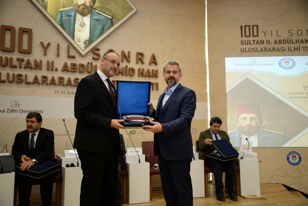 100 Yıl Sonra 2. Abdülhamid Han Uluslararası İlmi Toplantısı galerisi resim 23