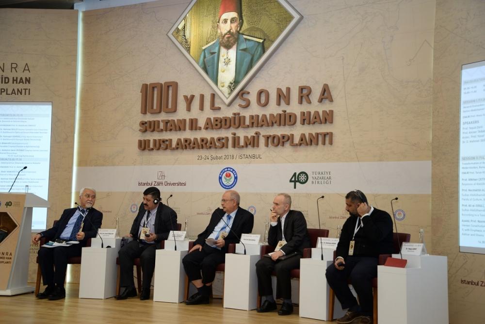 100 Yıl Sonra 2. Abdülhamid Han Uluslararası İlmi Toplantısı galerisi resim 24