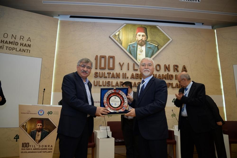 100 Yıl Sonra 2. Abdülhamid Han Uluslararası İlmi Toplantısı galerisi resim 25