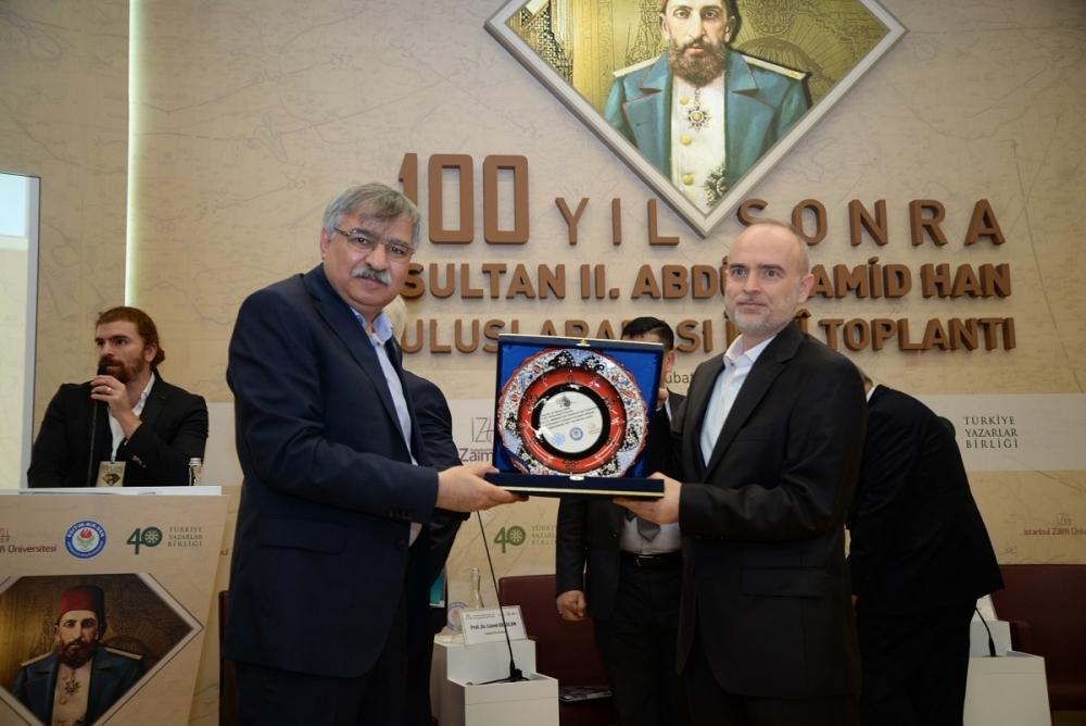 100 Yıl Sonra 2. Abdülhamid Han Uluslararası İlmi Toplantısı galerisi resim 26