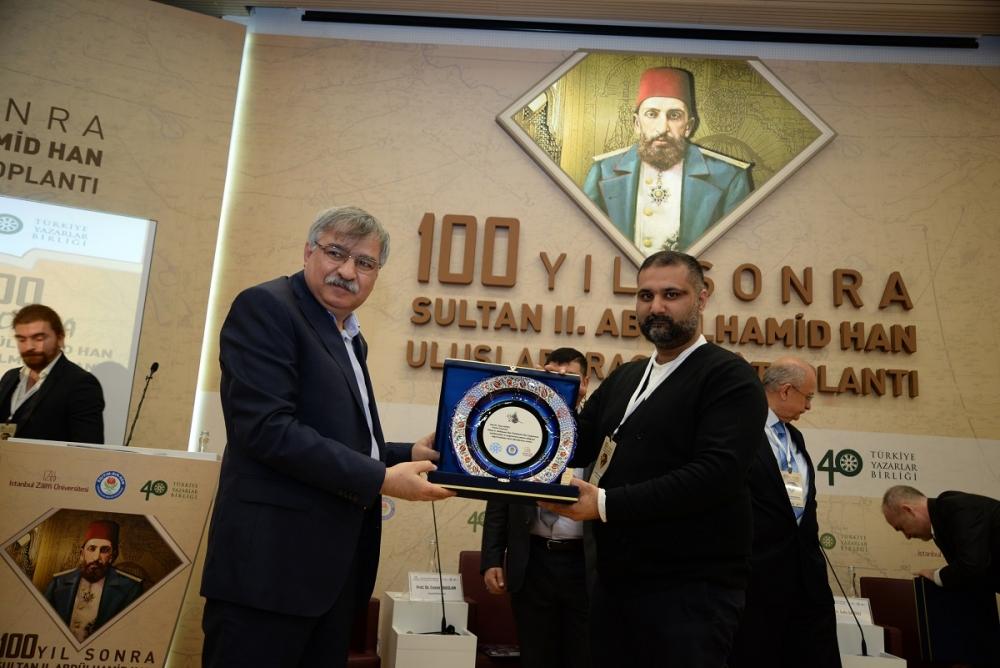 100 Yıl Sonra 2. Abdülhamid Han Uluslararası İlmi Toplantısı galerisi resim 27