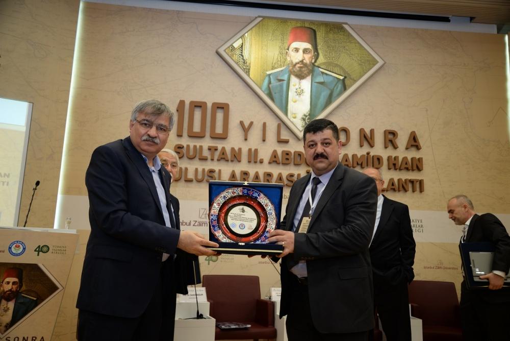 100 Yıl Sonra 2. Abdülhamid Han Uluslararası İlmi Toplantısı galerisi resim 28