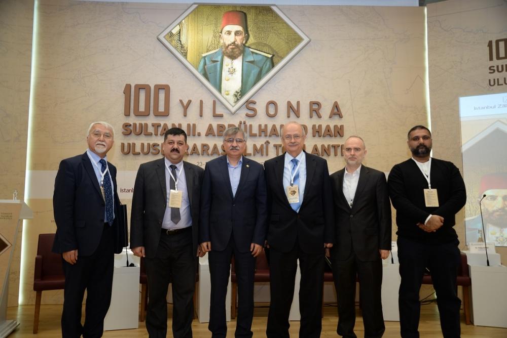 100 Yıl Sonra 2. Abdülhamid Han Uluslararası İlmi Toplantısı galerisi resim 29