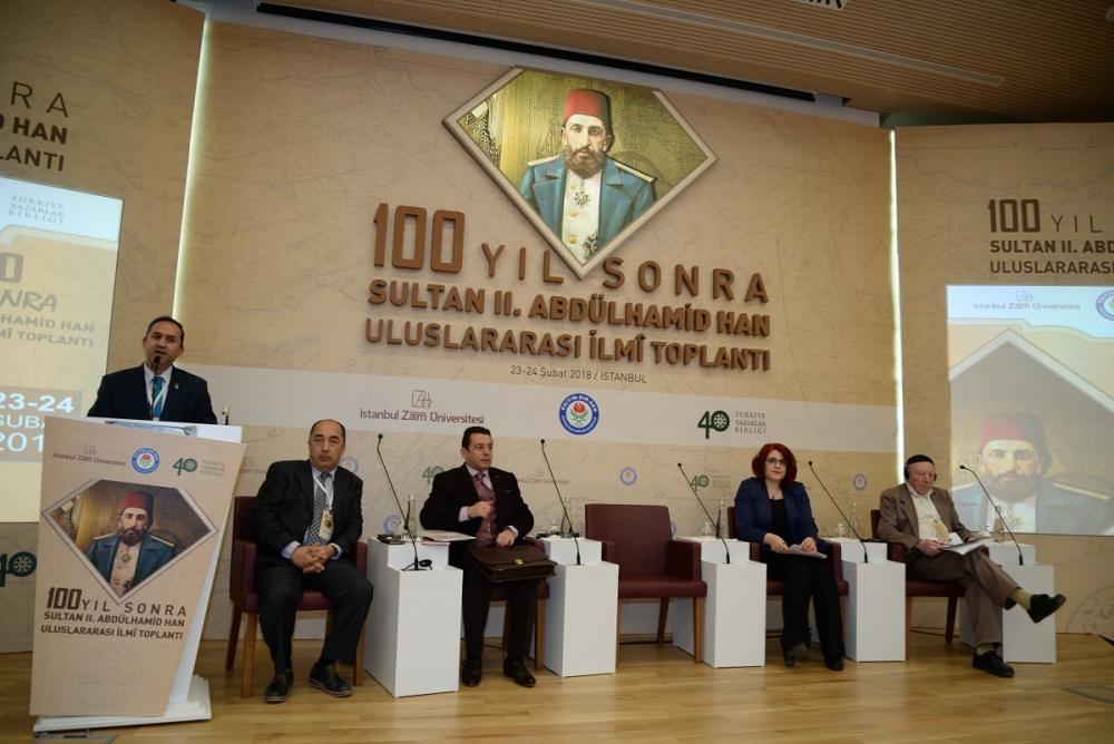 100 Yıl Sonra 2. Abdülhamid Han Uluslararası İlmi Toplantısı galerisi resim 30