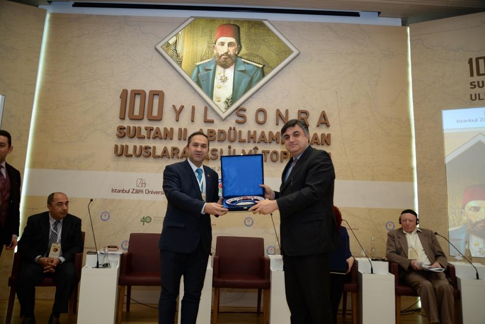 100 Yıl Sonra 2. Abdülhamid Han Uluslararası İlmi Toplantısı galerisi resim 32