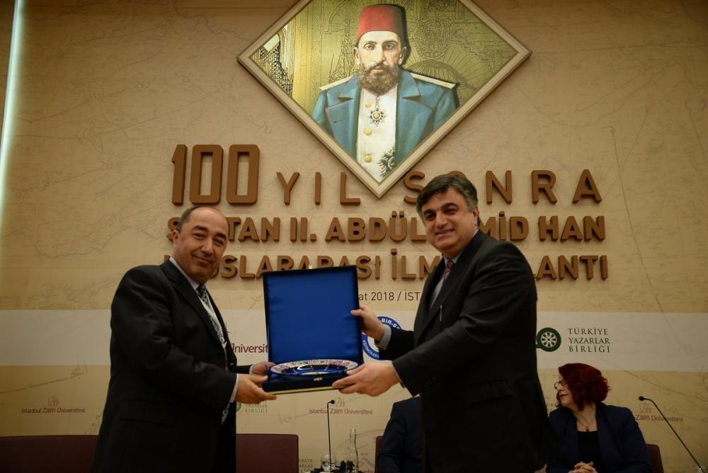 100 Yıl Sonra 2. Abdülhamid Han Uluslararası İlmi Toplantısı galerisi resim 34