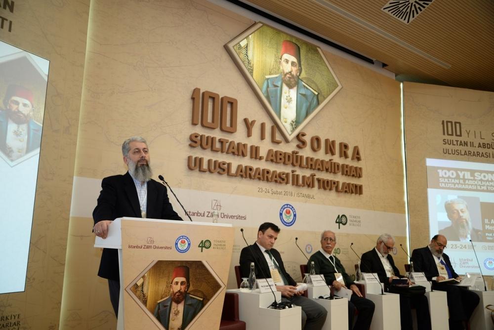 100 Yıl Sonra 2. Abdülhamid Han Uluslararası İlmi Toplantısı galerisi resim 36
