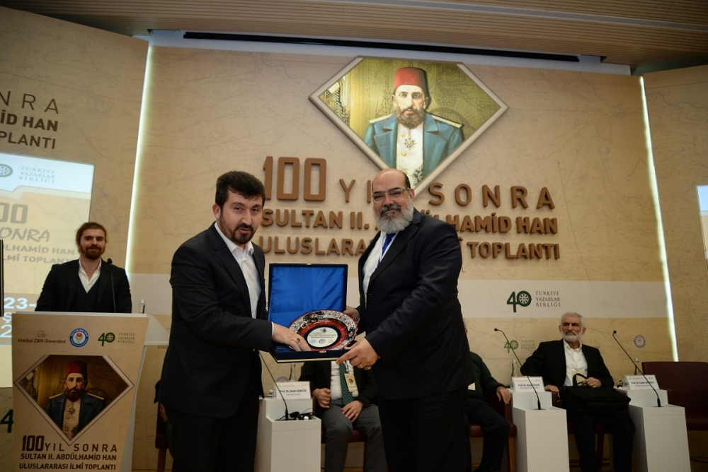 100 Yıl Sonra 2. Abdülhamid Han Uluslararası İlmi Toplantısı galerisi resim 37