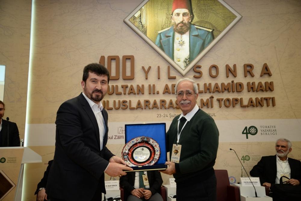 100 Yıl Sonra 2. Abdülhamid Han Uluslararası İlmi Toplantısı galerisi resim 38