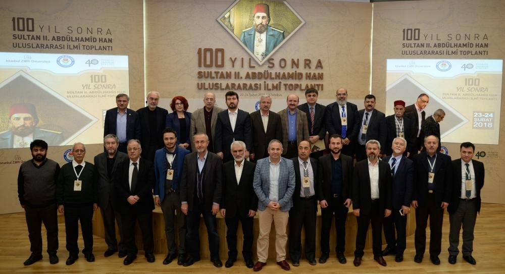 100 Yıl Sonra 2. Abdülhamid Han Uluslararası İlmi Toplantısı galerisi resim 43
