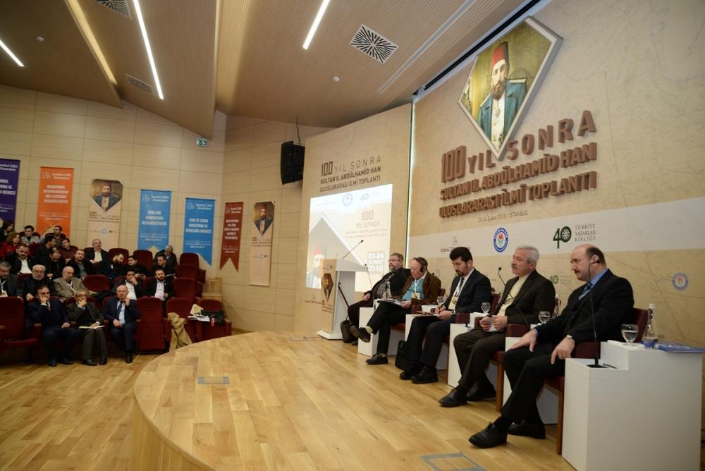 100 Yıl Sonra 2. Abdülhamid Han Uluslararası İlmi Toplantısı galerisi resim 5