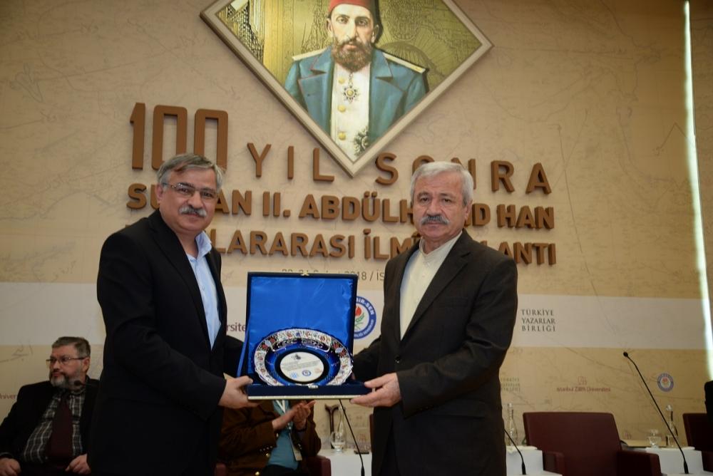 100 Yıl Sonra 2. Abdülhamid Han Uluslararası İlmi Toplantısı galerisi resim 6