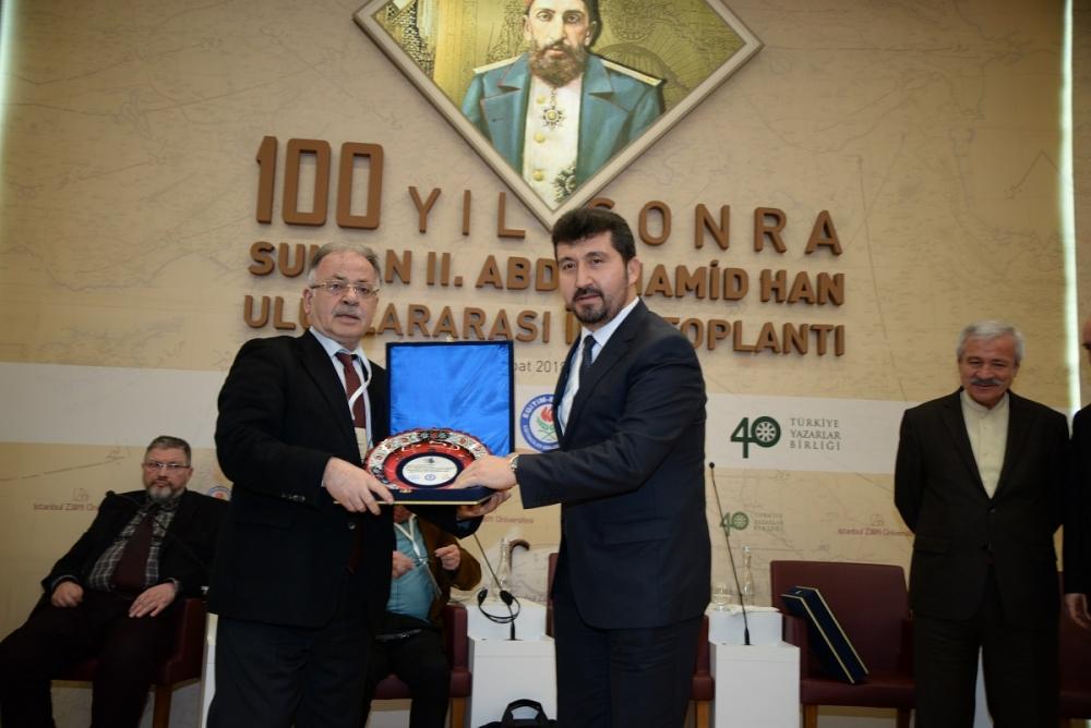 100 Yıl Sonra 2. Abdülhamid Han Uluslararası İlmi Toplantısı galerisi resim 8