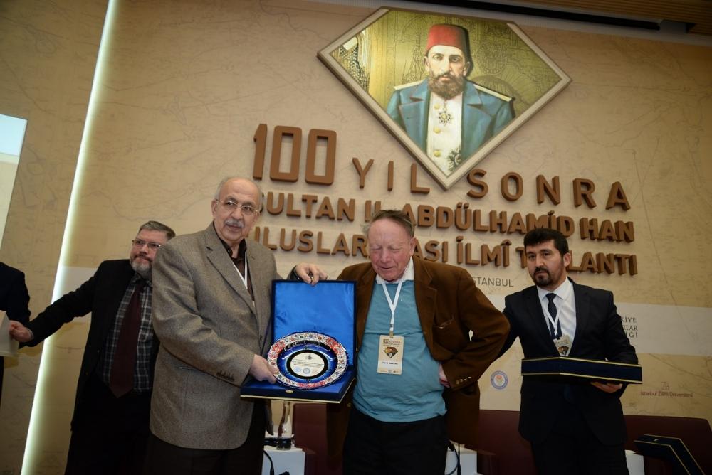 100 Yıl Sonra 2. Abdülhamid Han Uluslararası İlmi Toplantısı galerisi resim 9