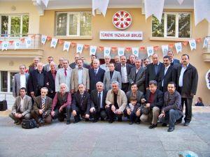 TYB Kültür Merkezi Açılışı ve 1. Milletlerarası Şehir Tarihi Yazarları K