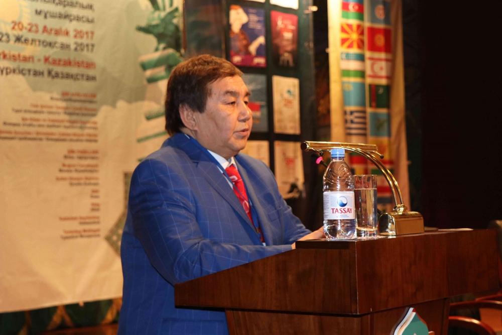 Türkçenin 12. Uluslararası Şiir Şöleni Kazakistan'da Yapıldı galerisi resim 1