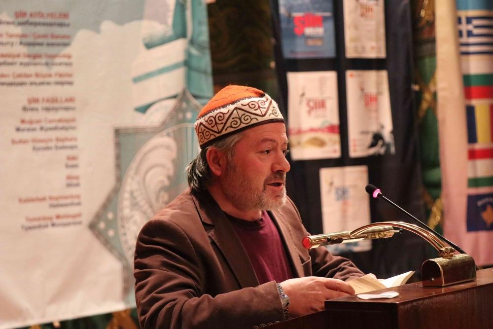 Türkçenin 12. Uluslararası Şiir Şöleni Kazakistan'da Yapıldı galerisi resim 103