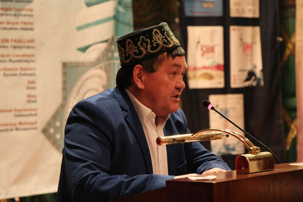 Türkçenin 12. Uluslararası Şiir Şöleni Kazakistan'da Yapıldı galerisi resim 105