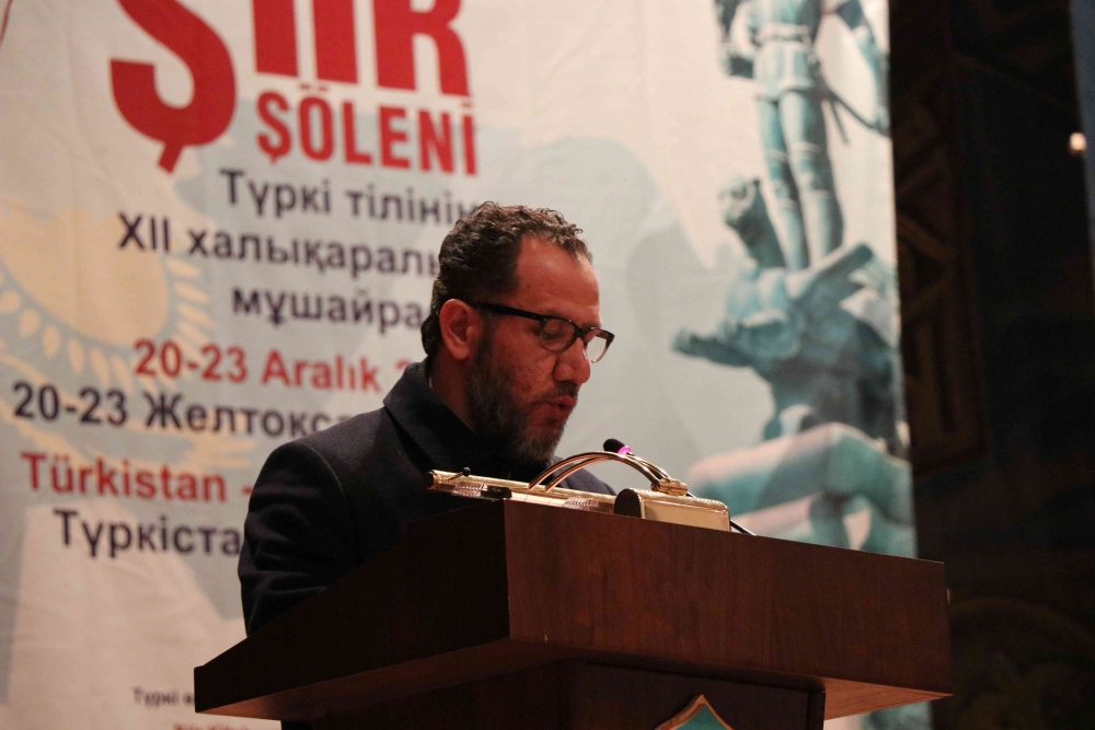 Türkçenin 12. Uluslararası Şiir Şöleni Kazakistan'da Yapıldı galerisi resim 106