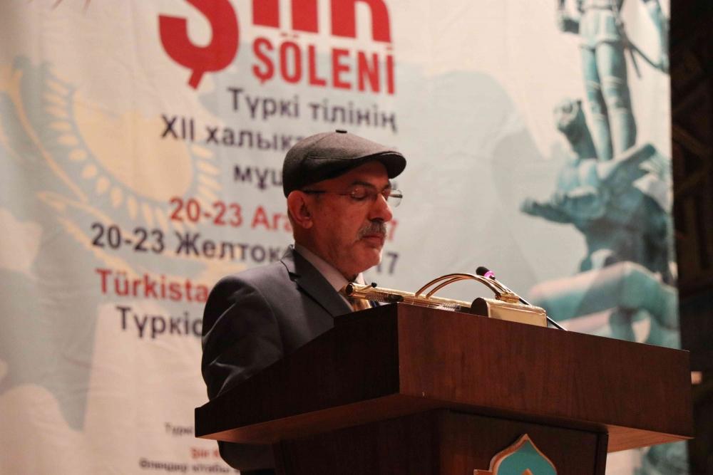 Türkçenin 12. Uluslararası Şiir Şöleni Kazakistan'da Yapıldı galerisi resim 109