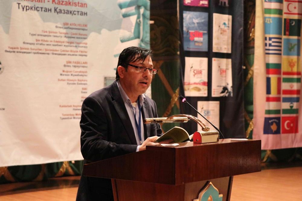 Türkçenin 12. Uluslararası Şiir Şöleni Kazakistan'da Yapıldı galerisi resim 115