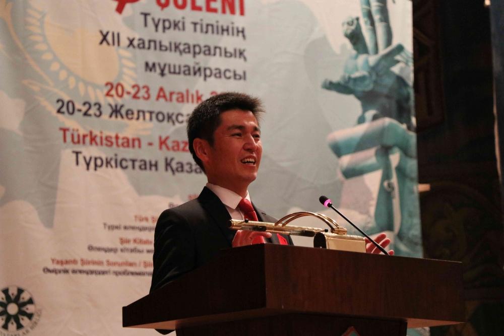 Türkçenin 12. Uluslararası Şiir Şöleni Kazakistan'da Yapıldı galerisi resim 118