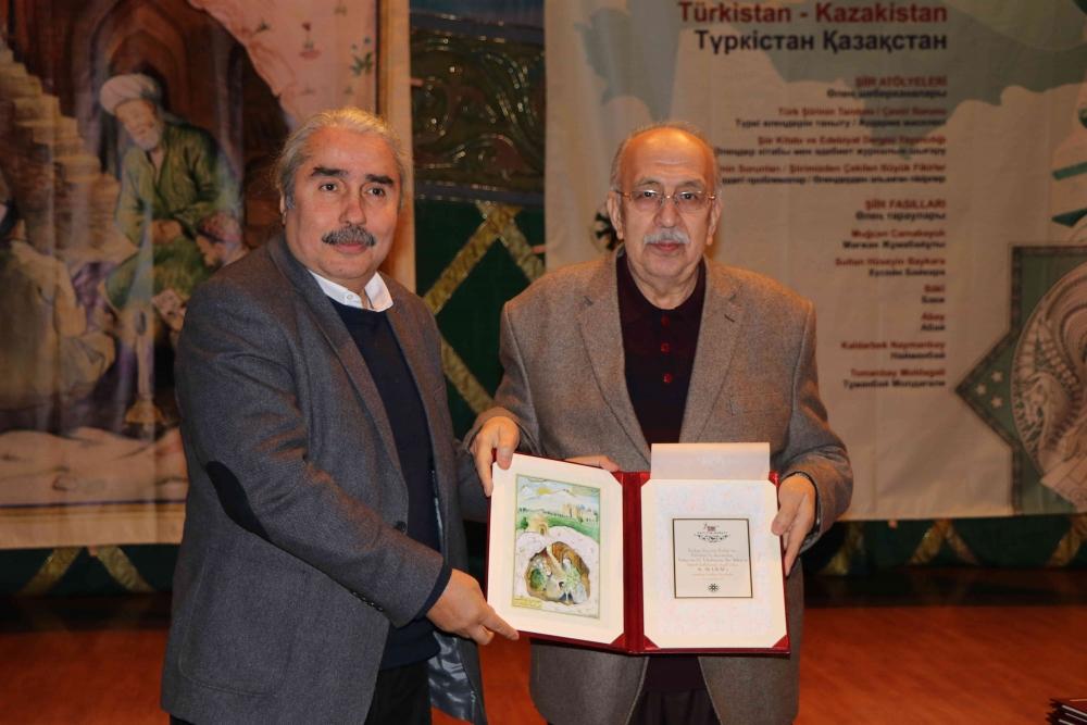 Türkçenin 12. Uluslararası Şiir Şöleni Kazakistan'da Yapıldı galerisi resim 120
