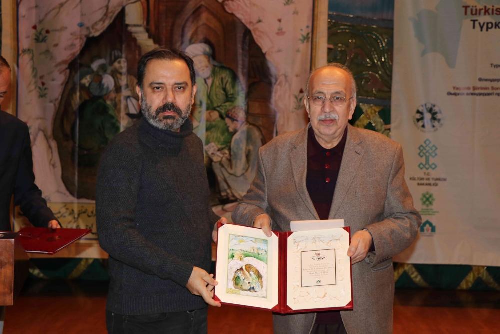 Türkçenin 12. Uluslararası Şiir Şöleni Kazakistan'da Yapıldı galerisi resim 124