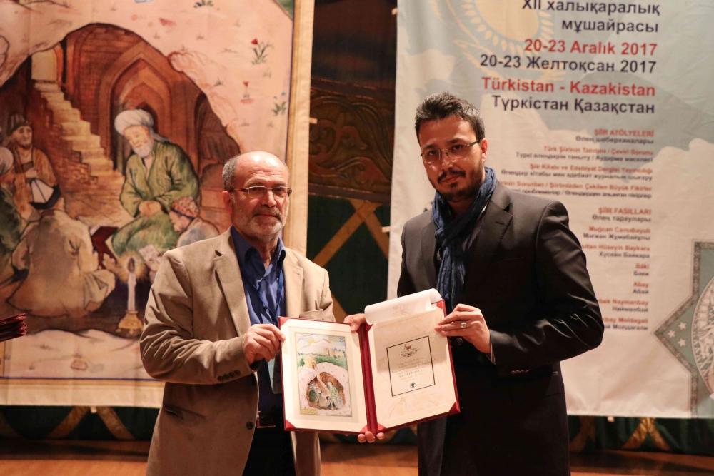 Türkçenin 12. Uluslararası Şiir Şöleni Kazakistan'da Yapıldı galerisi resim 151
