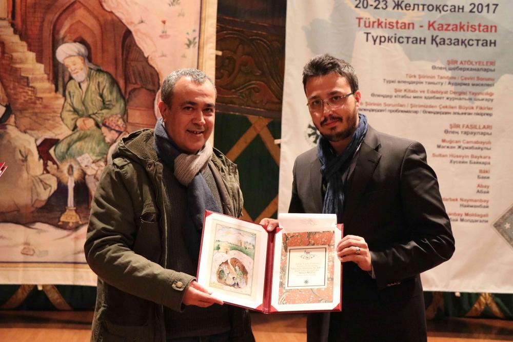Türkçenin 12. Uluslararası Şiir Şöleni Kazakistan'da Yapıldı galerisi resim 153