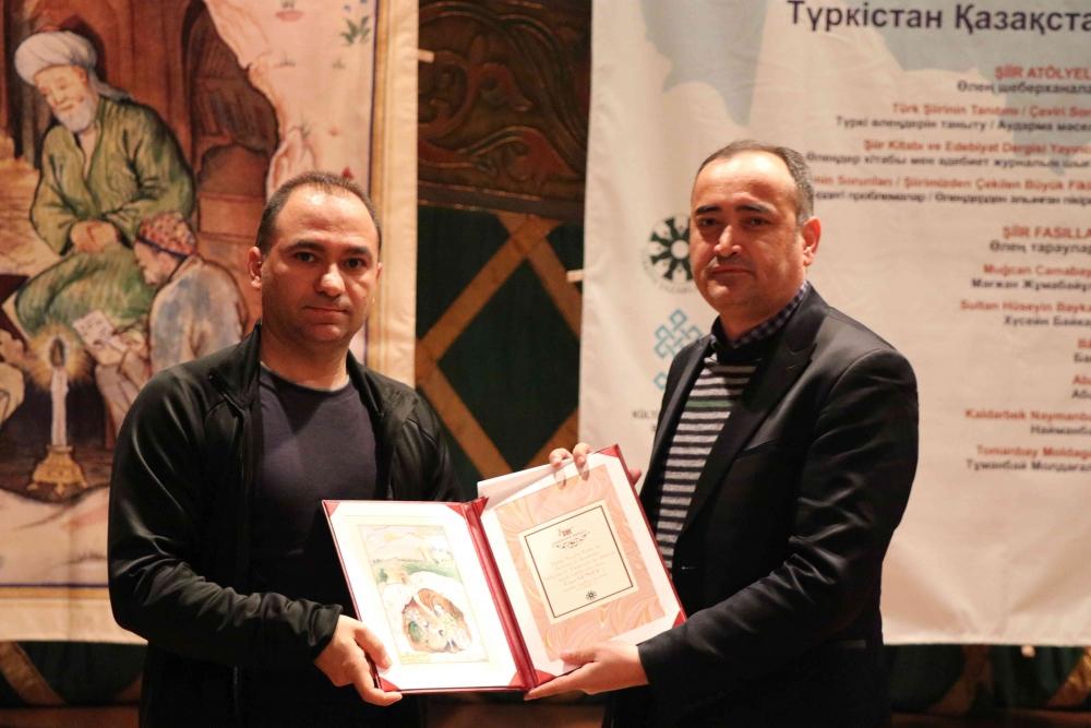 Türkçenin 12. Uluslararası Şiir Şöleni Kazakistan'da Yapıldı galerisi resim 160