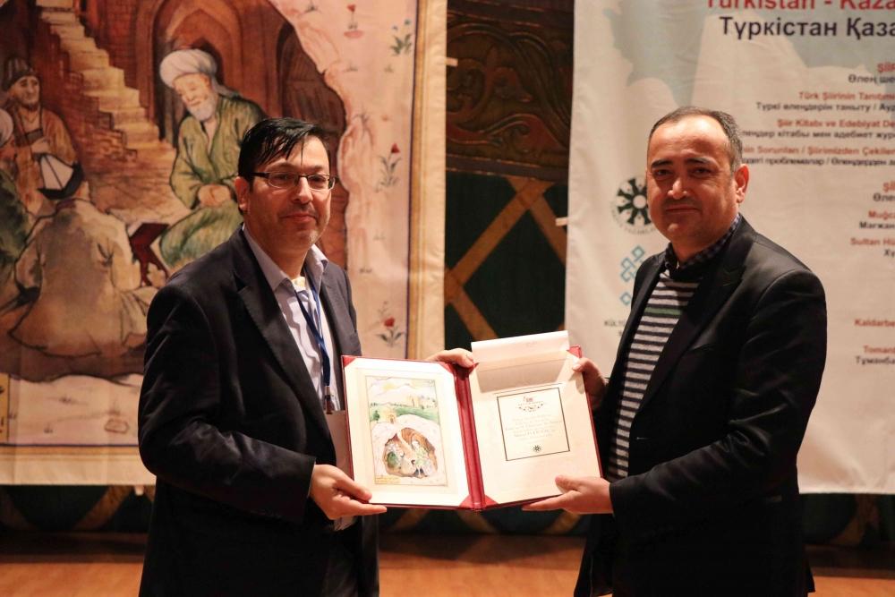 Türkçenin 12. Uluslararası Şiir Şöleni Kazakistan'da Yapıldı galerisi resim 164