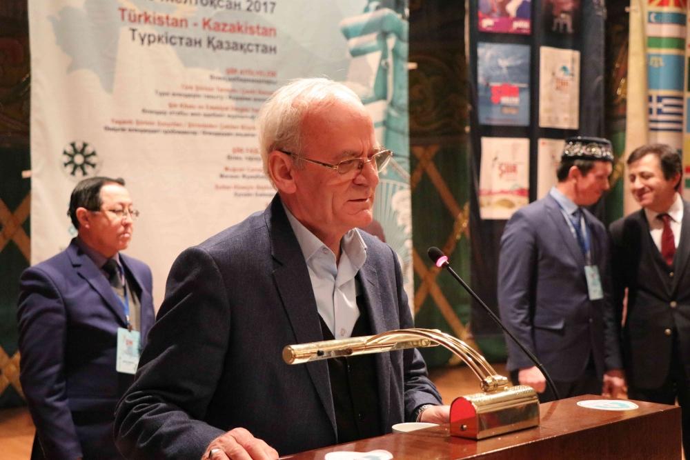 Türkçenin 12. Uluslararası Şiir Şöleni Kazakistan'da Yapıldı galerisi resim 171