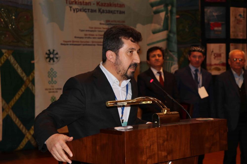 Türkçenin 12. Uluslararası Şiir Şöleni Kazakistan'da Yapıldı galerisi resim 174