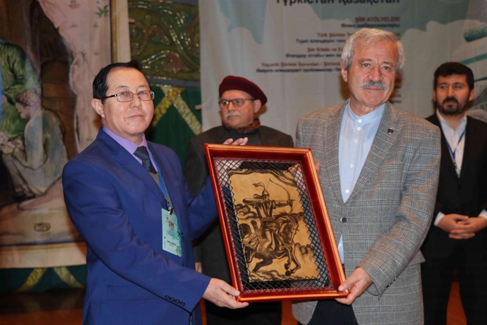 Türkçenin 12. Uluslararası Şiir Şöleni Kazakistan'da Yapıldı galerisi resim 175