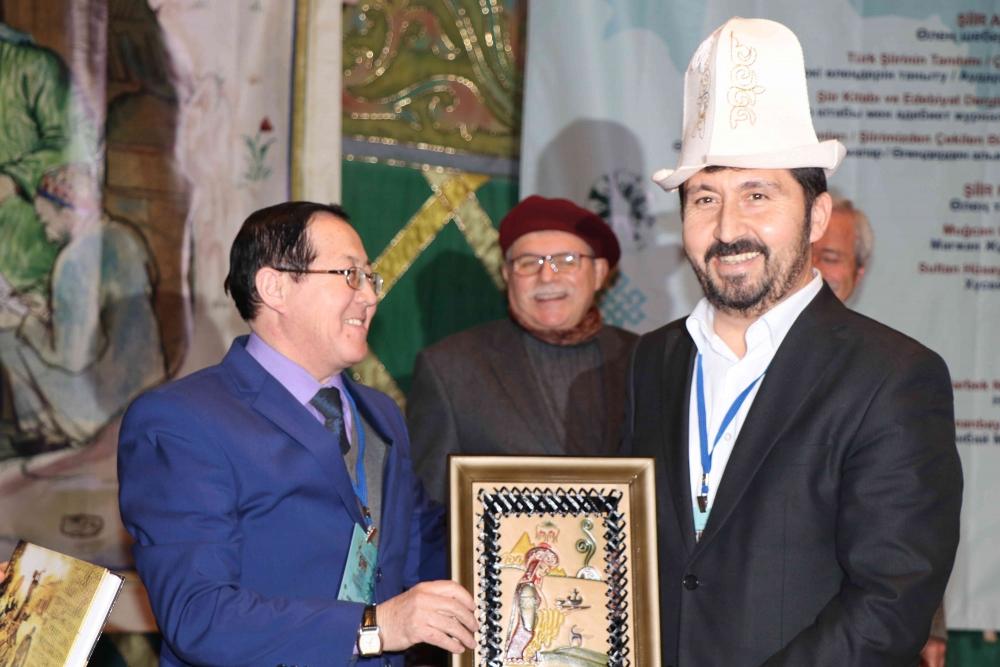 Türkçenin 12. Uluslararası Şiir Şöleni Kazakistan'da Yapıldı galerisi resim 176