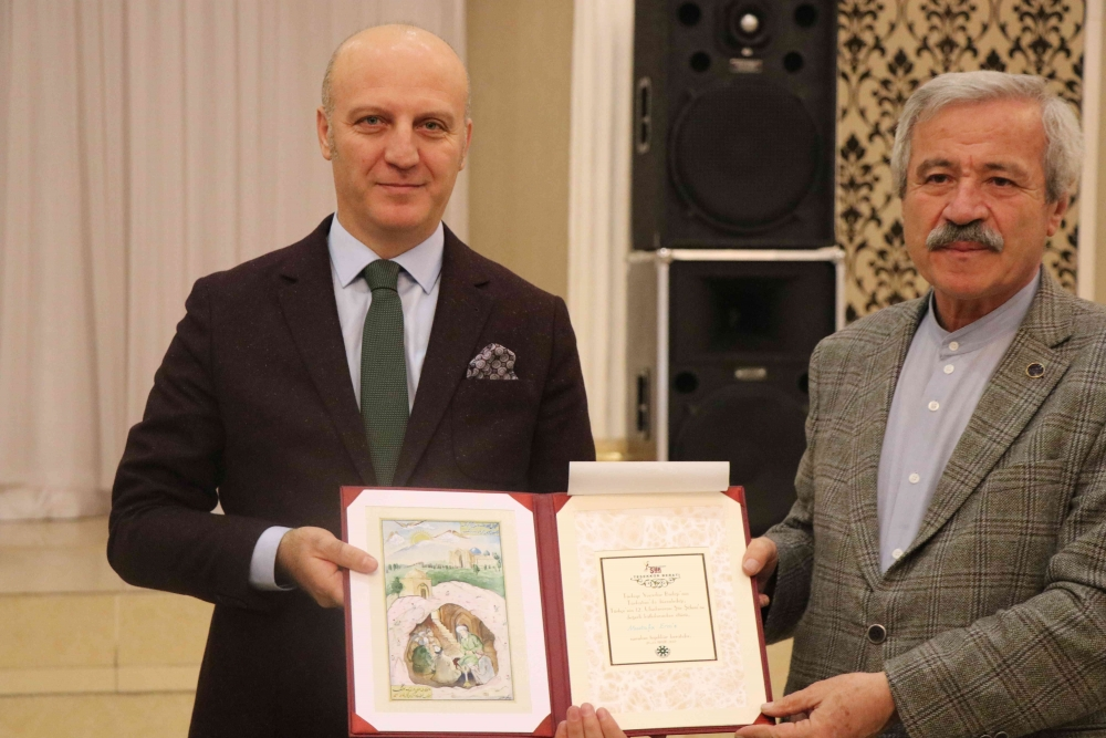 Türkçenin 12. Uluslararası Şiir Şöleni Kazakistan'da Yapıldı galerisi resim 179