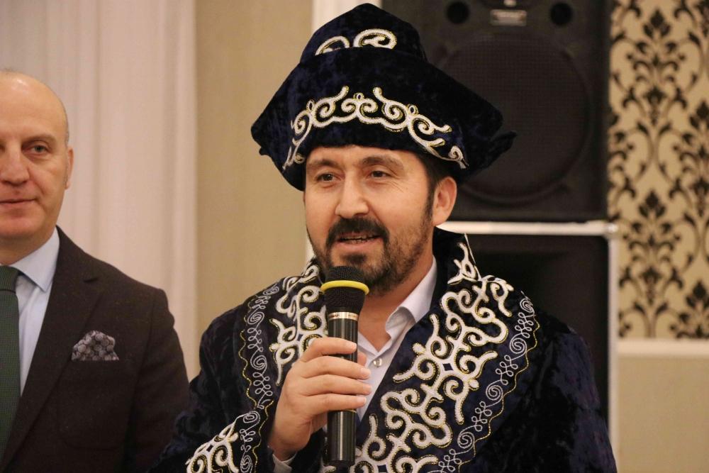 Türkçenin 12. Uluslararası Şiir Şöleni Kazakistan'da Yapıldı galerisi resim 182