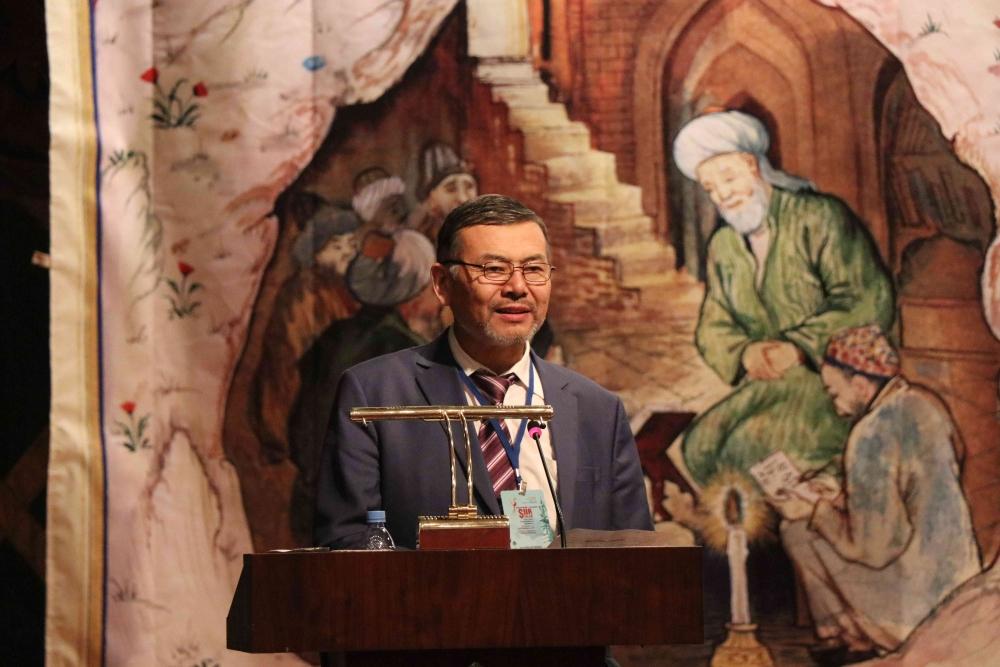 Türkçenin 12. Uluslararası Şiir Şöleni Kazakistan'da Yapıldı galerisi resim 21
