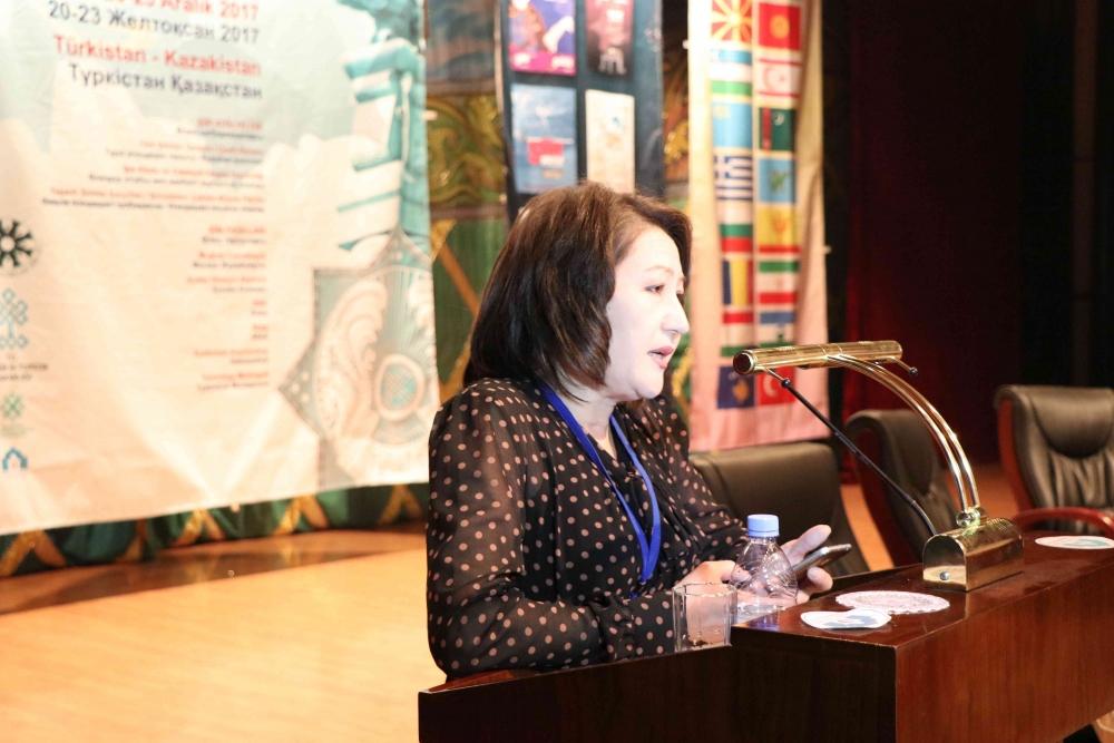 Türkçenin 12. Uluslararası Şiir Şöleni Kazakistan'da Yapıldı galerisi resim 23