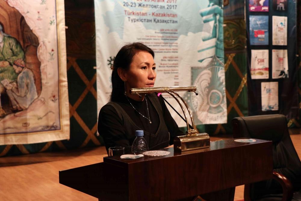 Türkçenin 12. Uluslararası Şiir Şöleni Kazakistan'da Yapıldı galerisi resim 27