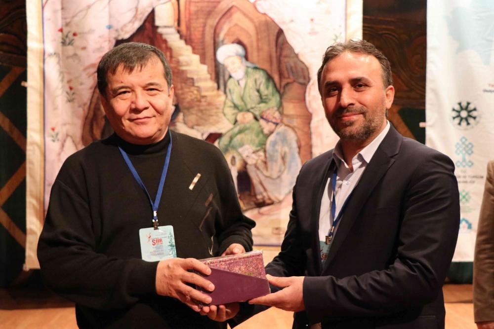 Türkçenin 12. Uluslararası Şiir Şöleni Kazakistan'da Yapıldı galerisi resim 29