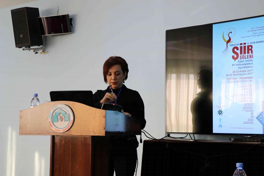 Türkçenin 12. Uluslararası Şiir Şöleni Kazakistan'da Yapıldı galerisi resim 33
