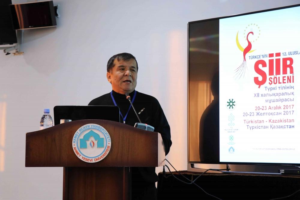 Türkçenin 12. Uluslararası Şiir Şöleni Kazakistan'da Yapıldı galerisi resim 50